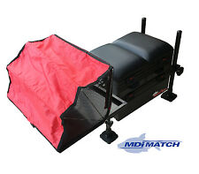 MDI Match Large Side Tray With Cover to Fits Both Round & Square Seat Box Legs