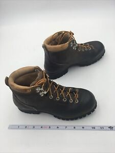 Vintage Vasque Gore-Tex Sundowner Hiking Boots Made in Italy Women/'s 7 12 M