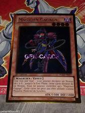 Carte Yu Gi Oh MAGICIEN GAGAGA PGLD-FR037