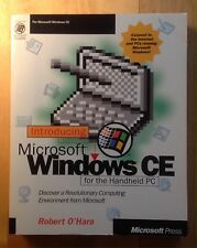 Introduction to Windows CE Handheld PC by Robert O'Hara (Paperback, 1997)