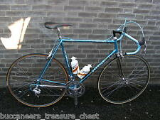 VINTAGE GAZELLE CHAMPION MONDIAL PROFESSIONAL REYNOLDS 531C CAMPAGNOLO VERY RARE