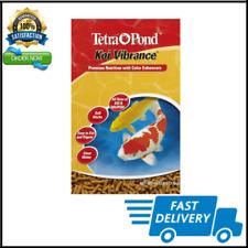Floating Koi Sticks Fish Food 16.5 lb Vibrance Premium Nutrition Color Enhancers