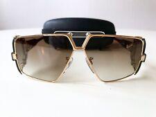 vintage CAZAL 951 gold W.Germany rare sunglasses 1980s 90s HipHop BBoy