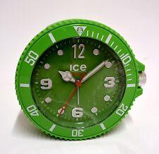 ICE Watch Clock green Alarm Uhr Wecker Wanduhr Reisewecker IAF.GN