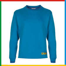 Beaver Tipped Boy's Sweatshirt Turquoise C28in