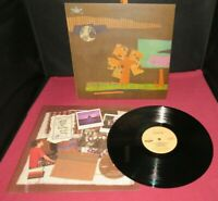 ALFIE If Happy With You Need Do Nothing, VINYL LP + Inner, Twisted Nerve 2001 UK