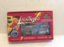Johnny Lightning Limited Edition 4 Cars Sets Original 1969-1970 Models