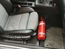 BMW E36 fire extinguisher mount bracket holder lightweight