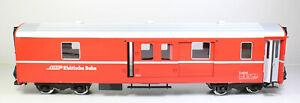 Spur G LGB 3069 Packwagen RhB l ÖBB OVP