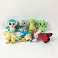 Lot of McDonalds Neopets Plush Toys