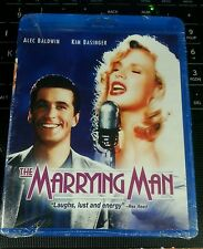 The Marrying Man (Blu-ray Disc, 2011)  Brand New!  Baldwin  Basinger