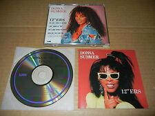 "DONNA SUMMER 12""ERS JAPAN CD WMC5-28 12inch Version"