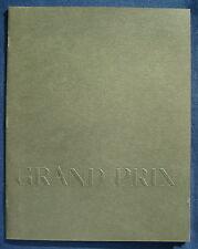 Prospectus brochure 1969 PONTIAC Grand Prix (USA)