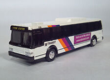Road Champs NJT NJ New Jersey Transit 1:87 Flxible Metro/Grumman 870Model Bus