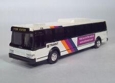 CD Road Champs NJT NJ New Jersey Transit 1:87 Flxible Metro/Grumman 870Model Bus