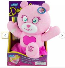 TOMY The Original Doodle Bear Fashion Bear - Pink - 3+ Years, 3 washable markers