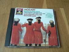 Collard, Quatuor Muir - Mozart : Piano Concertos Nos. 6, 12 & 13 - CD EMI France