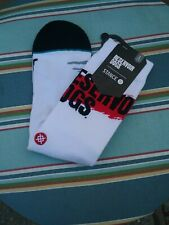 New listing Stance Socks reservoir dogs large 9-12 white new with tags
