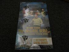Star Trek The Original Series 40th Anniversary Series 1 Sealed Box - 2006 TOS