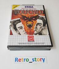 SEGA Master System - Wolfchild - NEUF / NEW - PAL