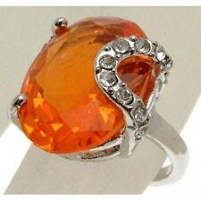 Fashion Jewellery Ring Statement Ring plastic gem R or 18.75 - CR6C