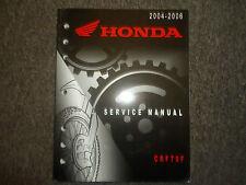 2004 2005 Honda CRF70F Service Repair Shop Factory Workshop Manual BRAND NEW