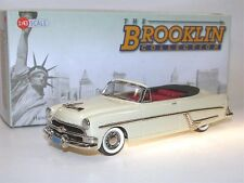Brooklin models BRK 140 A 1954 Hudson Hornet Convertible Coronation Cream 1/43