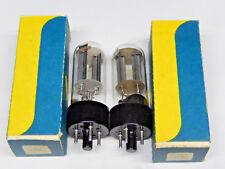 4 X 5C4S / 5Z4 / CV1863 / Russian tube NOS/NIB Same Date Codes 1984-1987