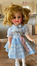 Vintage 1950's Shirley Temple Doll 15in, with box.
