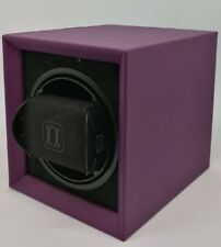 Chronosect Original Purple Watch Winder For Safe - Scatola Carica Tempo Orologi