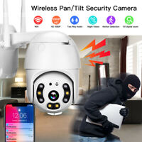 1080P Wireless Security IP Camera Night Vision Pan Tilt for Farm Indoor Security