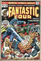 Fantastic Four #139-1973 fn 6.0 John Buscema Miracle Man