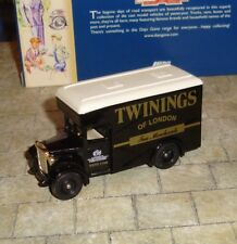 LLEDO - DAYS GONE - DENNIS DELIVERY VAN - TWININGS OF LONDON TEA   - BOXED