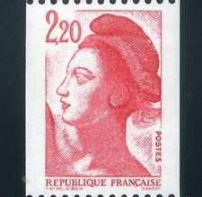 Variété roulette Maury 2385m 2379 Marianne de la Liberté borgne - aveugle neuf**