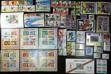 Collection, 1990 World Cup, soccer, football, MNH (06)