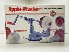 Norpro Apple-Master Apple Parer, Corer & Slicer with New Style Vacuum Base
