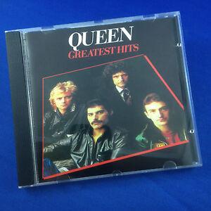 QUEEN: Greatest Hits Vol1 (BRAND NEW AUSTRALIAN 1ST PRESSING 1994 CDPCSD 141)