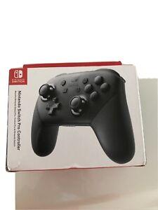 Nintendo HACAFSSKA Wireless Controller for Switch - Black