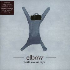 ELBOW BUILD A ROCKET BOYS DOUBLE VINYL LP 2011 SEALED