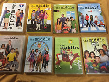 The Middle: COMPLETE SERIES SEASON 1-8 DVD
