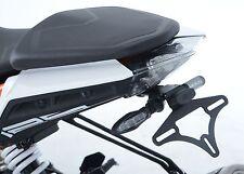 R&G Kennzeichenhalter - KTM Duke 125 - 390 Bj. 17-