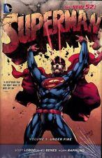 SUPERMAN VOL. 5: UNDER FIRE HC NEW DC