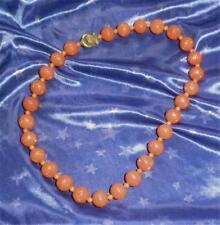 Original Halskette ROCKABILLY 50er Jahre Perlenkette Glasperlen necklace fifties