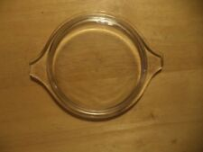 Pyrex 470-C Round Clear Glass Lid, 61/4in. fits #471 & 472 Bowl/Casserole.