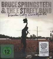 """BRUCE SPRINGSTEEN """"LONDON CALLING LIVE IN..."""" 2 DVD NEW+"""