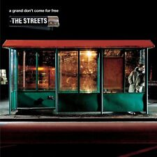 THE STREETS - A GRAND DON'T COME FOR FREE  2 VINYL LP NEW+