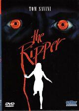 The Ripper , small hardbox , 100% uncut , new and sealed , Tom Savini
