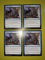 Metallic Rebuke x4 Aether Revolt 4x Playset Magic the Gathering MTG