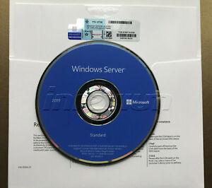 Microsoft Windows Server Standard 2019- 16 Cores | Full License [Brand New]