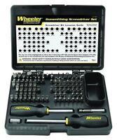 Wheeler Engineering 89 Piece Professional Gunsmithing Screwdriver Set WE-562194